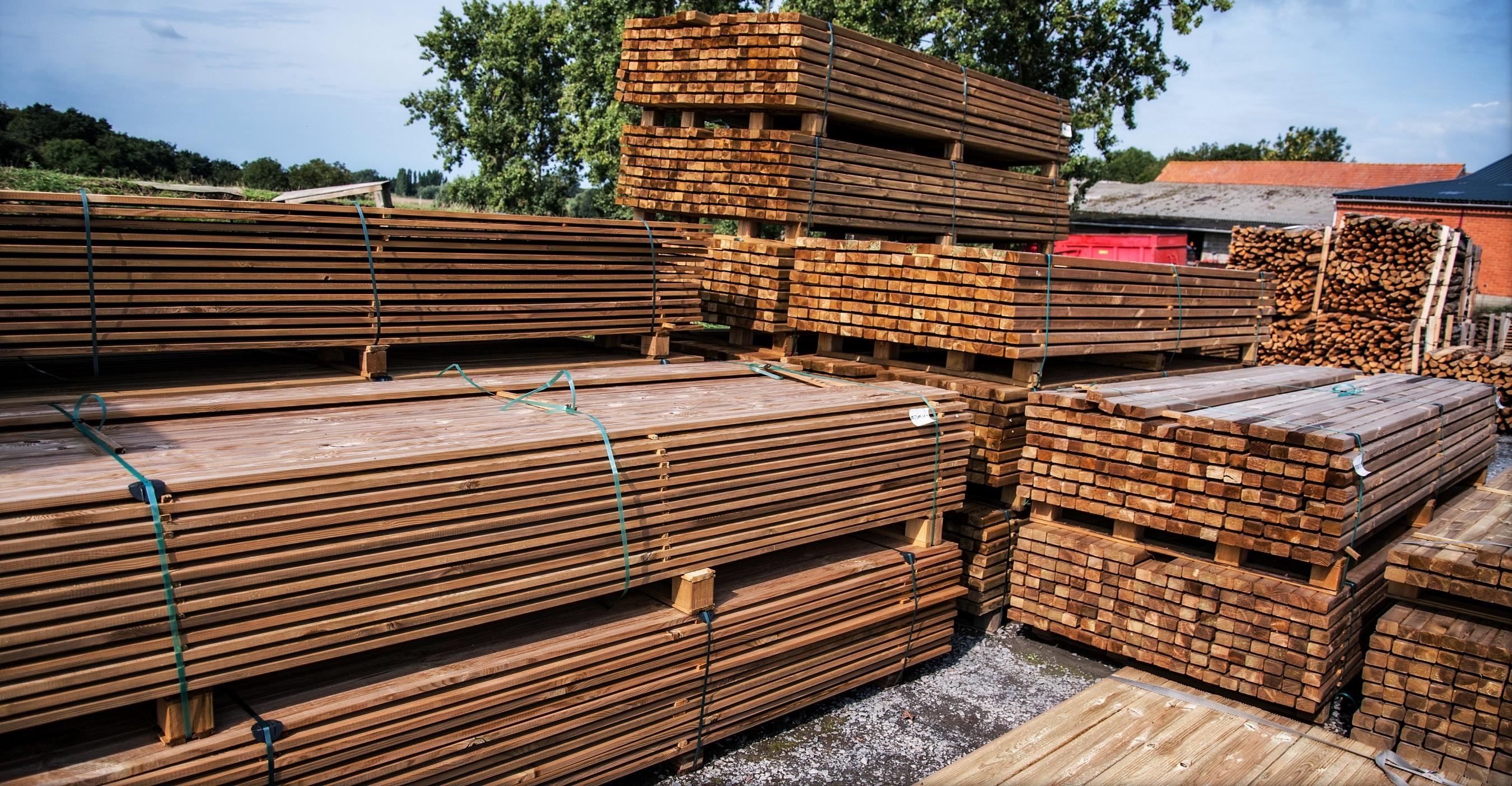 Traitement Terrasse Pin Autoclave galerie   bois de pologne